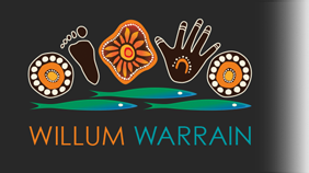 WILLUM WARRAIN Retina Logo