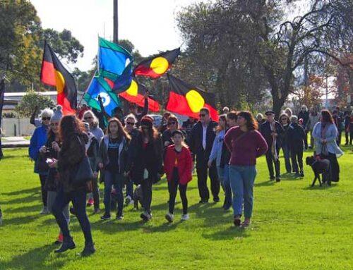 2019 Mornington Peninsula Reconciliation Walk.