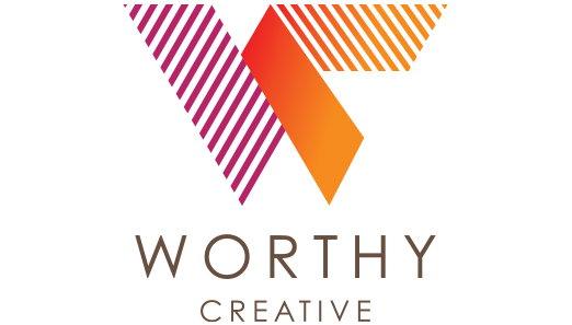 Worthy Creative new logo